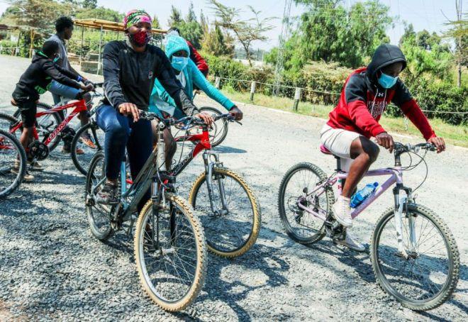 Naivasha-bicycles